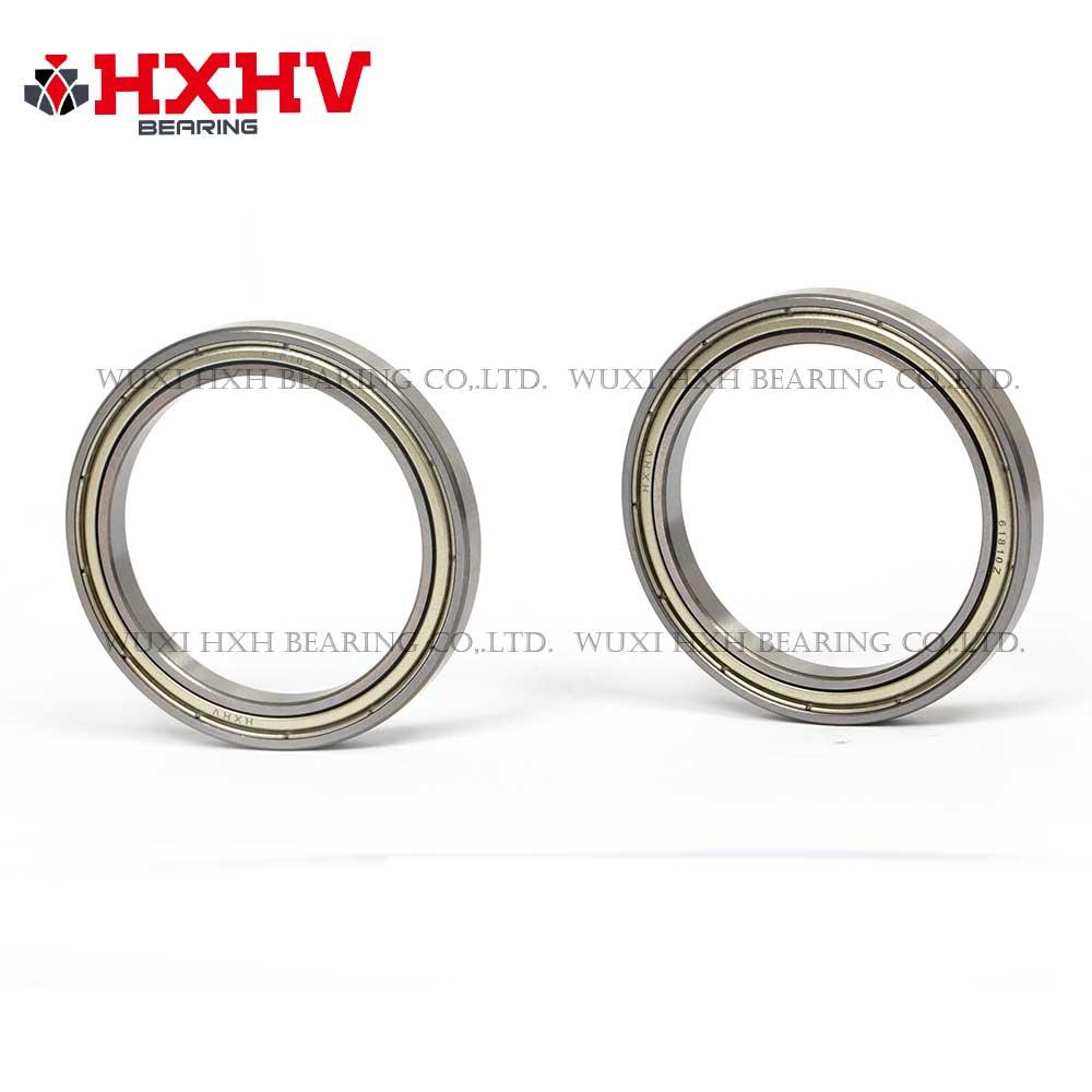 HXHV chrome steel ball bearing 61810 zz with size 50x65x7 mm