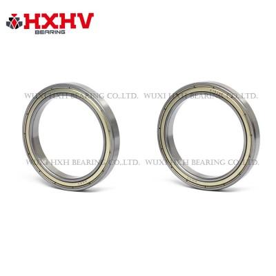 61811zz 6811zz with size 55x72x9 mm- HXHV Deep Groove Ball Bearing