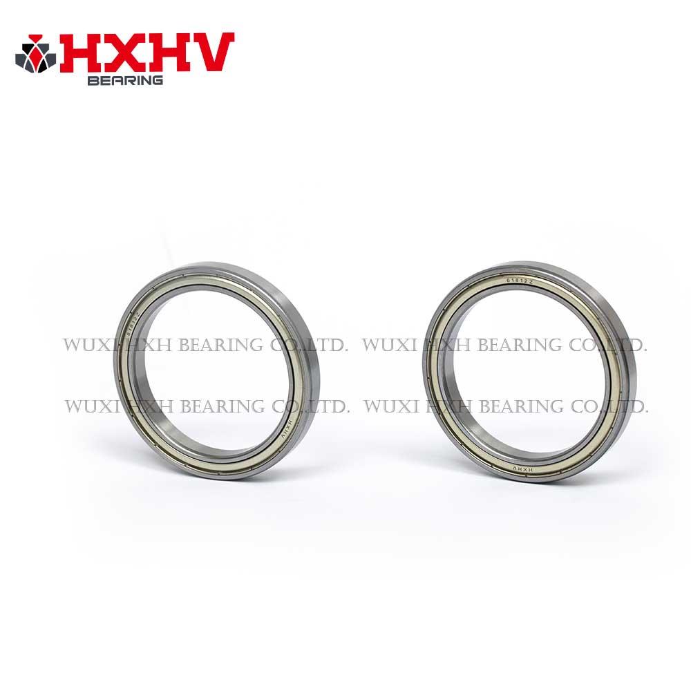 HXHV chrome steel ball bearing 61812 zz with size 60x78x10 mm