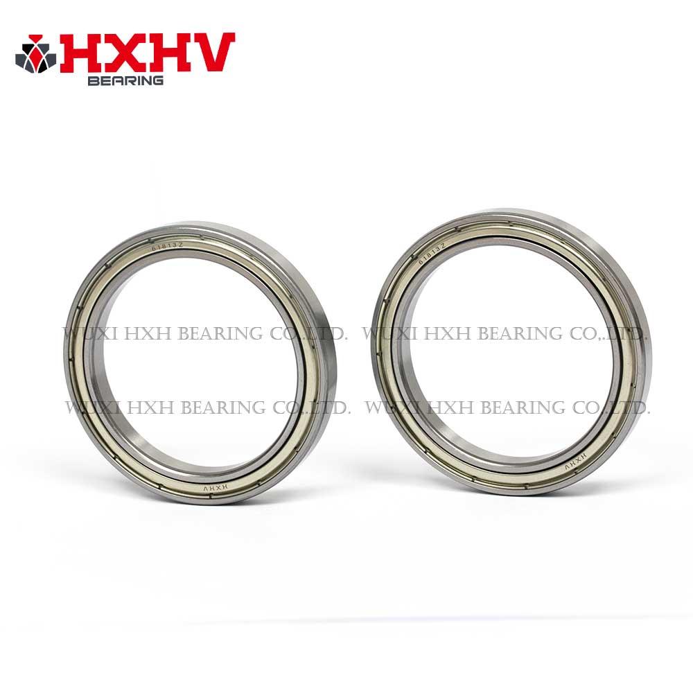 HXHV chrome steel ball bearing 61813 zz with size 65x85x10 mm