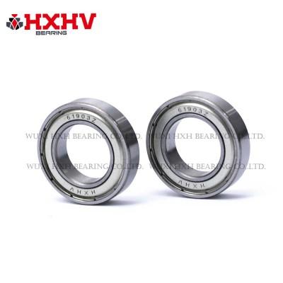 61903zz 6903zz with size 17x30x7 mm- HXHV Deep Groove Ball Bearing