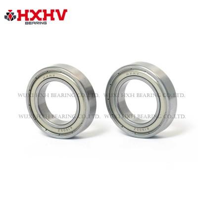 6905zz 61905zz with size 25x42x9 mm – HXHV Deep groove ball bearing