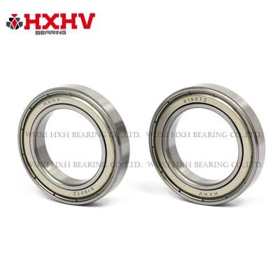 61907zz 6907zz with size 35x55x10 mm- HXHV Deep Groove Ball Bearing