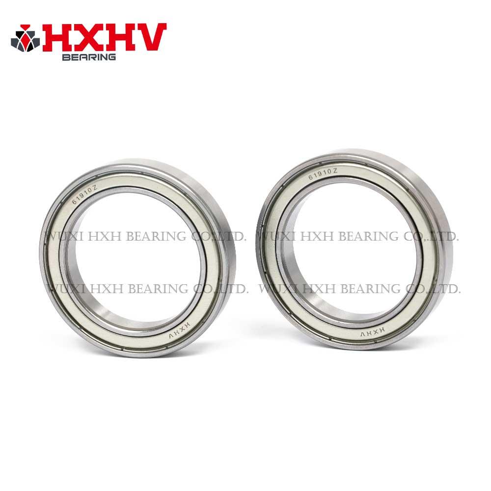 HXHV chrome steel ball bearing 61910 zz with size 50x72x12 mm