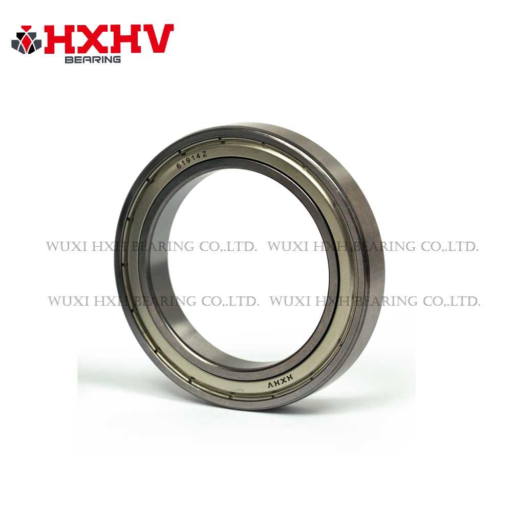 HXHV chrome steel ball bearing 61914 zz with size 70x100x16 mm