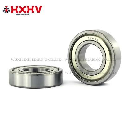 6206zz with size 30x62x16 mm – HXHV Deep Groove Ball Bearing