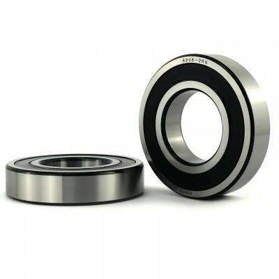 6208-2RS with black edge- HXHV Deep Groove Ball Bearing