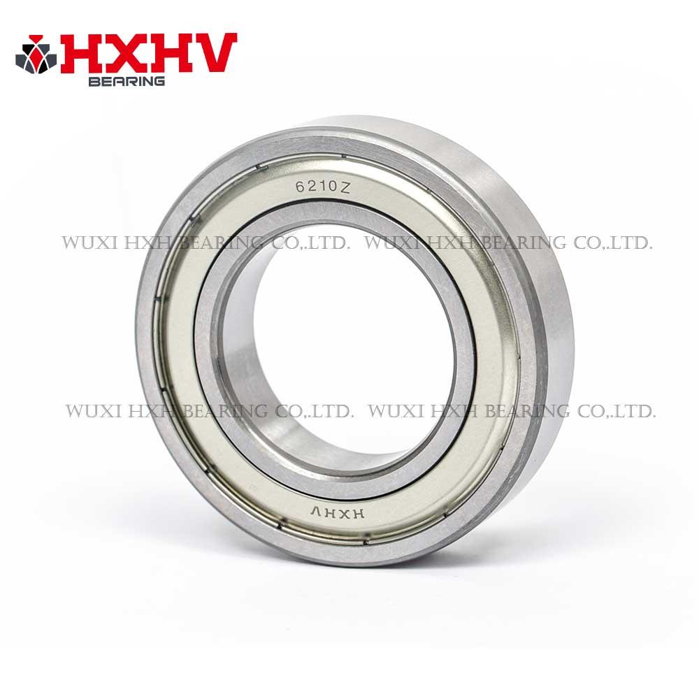 HXHV chrome steel ball bearing 6210-zz with size 50x90x20 mm (3)