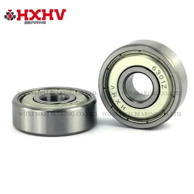 Factory Price 6205 Bearing Price - 6301zz  with size 12x37x12 mm – HXHV Deep Groove Ball Bearing – HXHV
