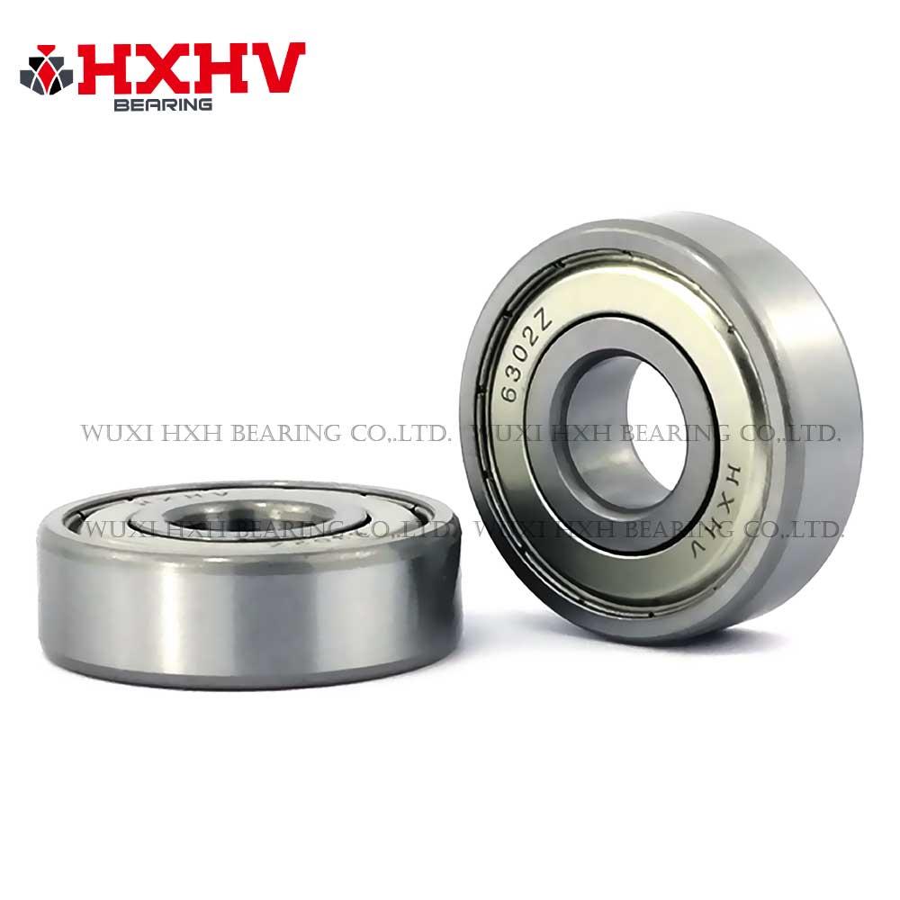 HXHV chrome steel ball bearing 6302zz with size 15x42x13 mm (1)