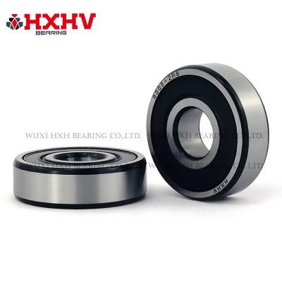 6303-2RS with black edge – HXHV Deep Groove Ball Bearing