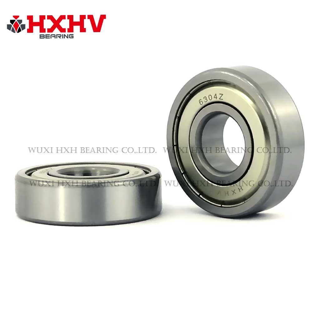 HXHV chrome steel ball bearing 6304zz with size 20x52x15 mm (1)