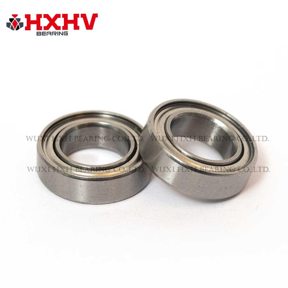 HXHV chrome steel ball bearing MR148zz with size 8x14x4 mm