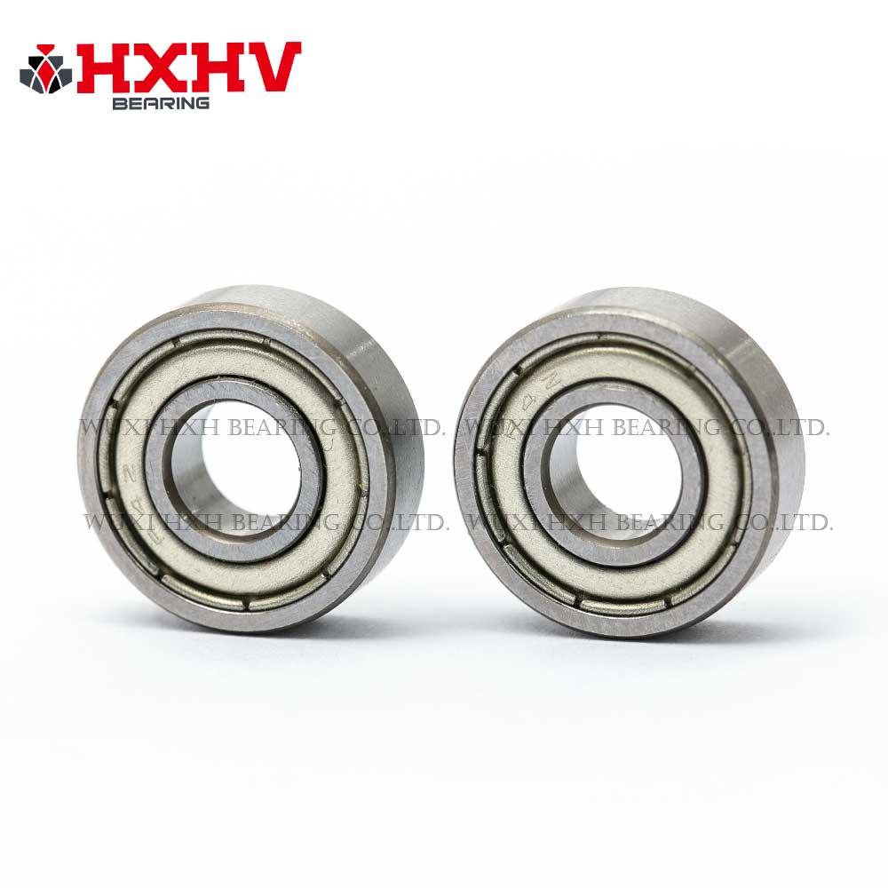 HXHV chrome steel ball bearing R4 zz with size 6.35x15.875x4.978 mm (1)