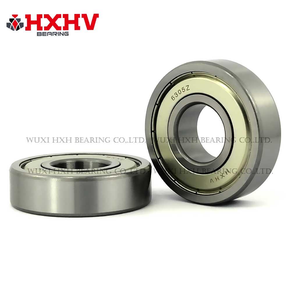 HXHV chrome steel ball bearings 6305zz with size 25x62x17 mm (1)