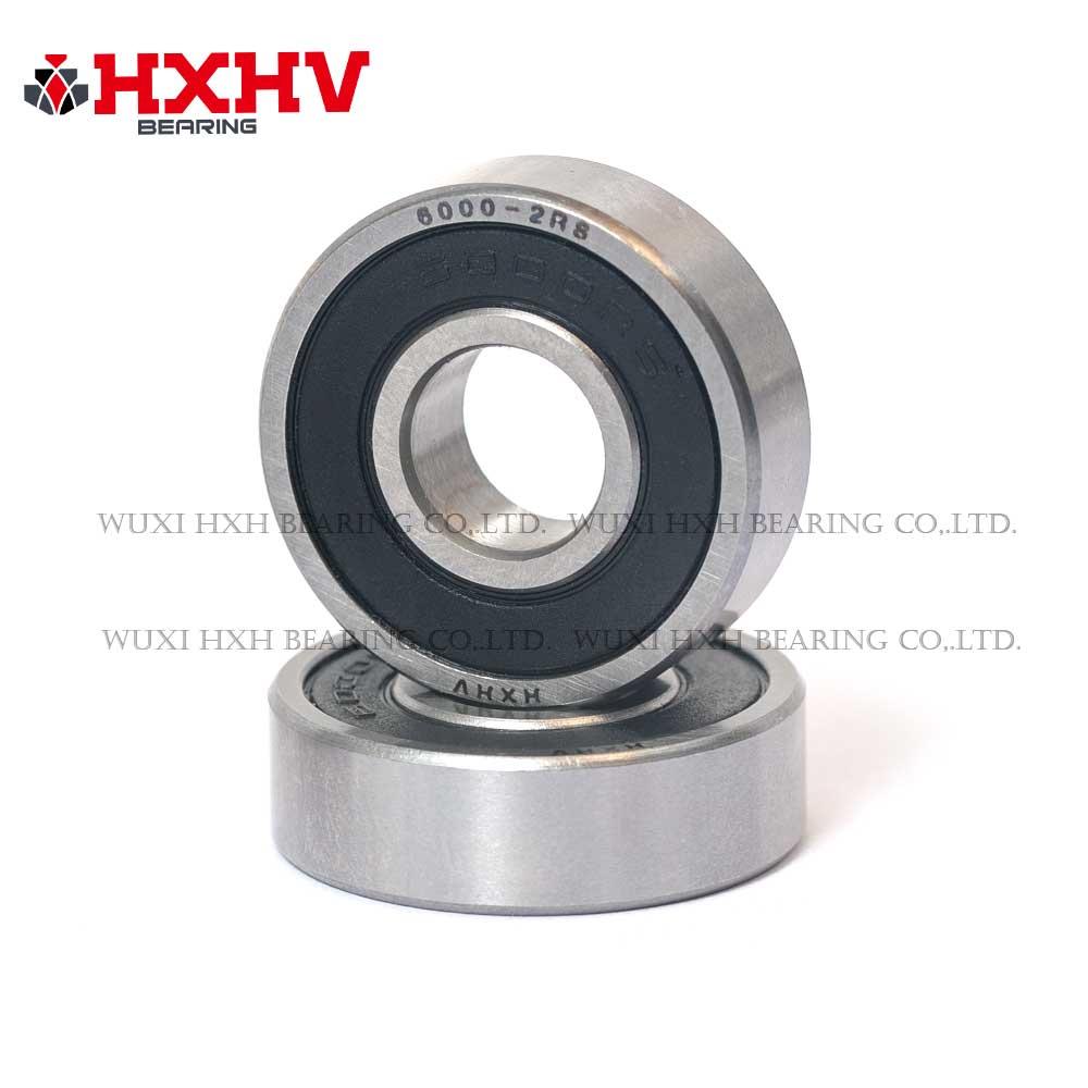 6000-2RS 10x26x8 mm - HXHV deep groove ball bearing