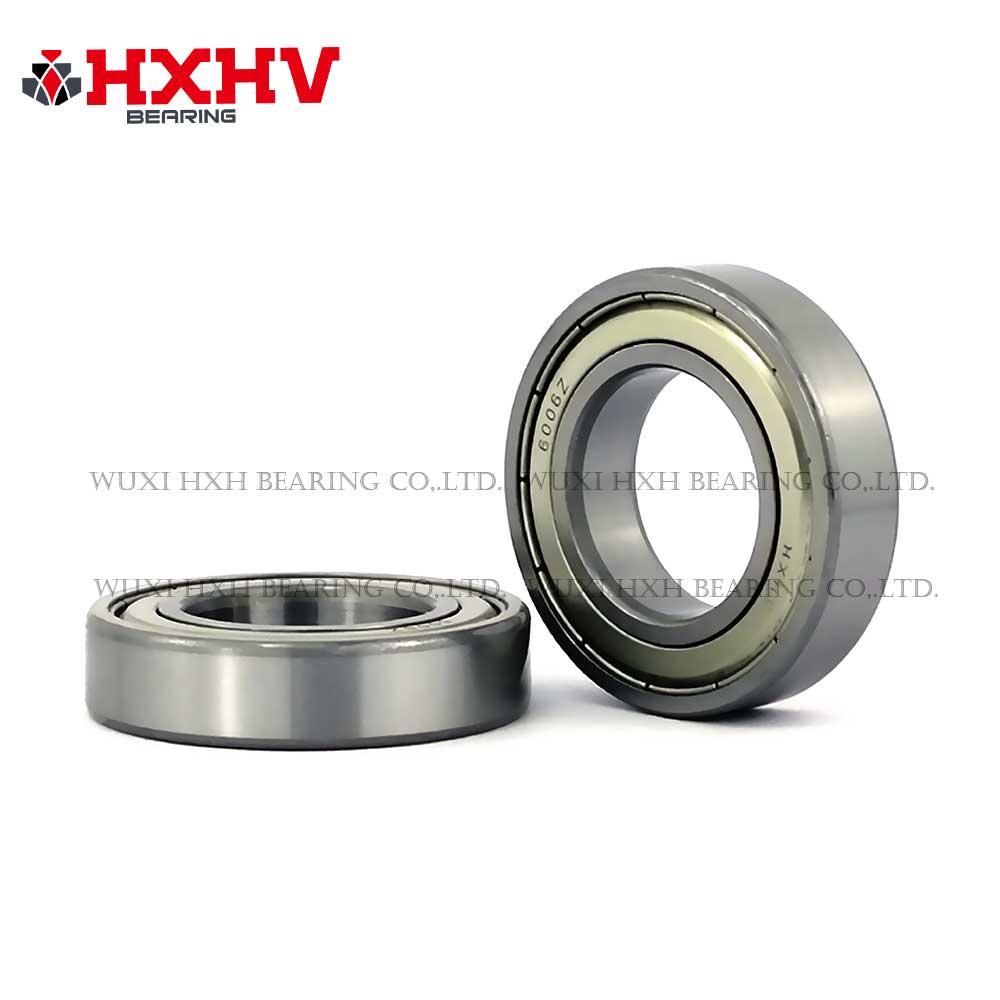 HXHV chrome steel bearing 6006zz with size 30x55x13 mm (1)