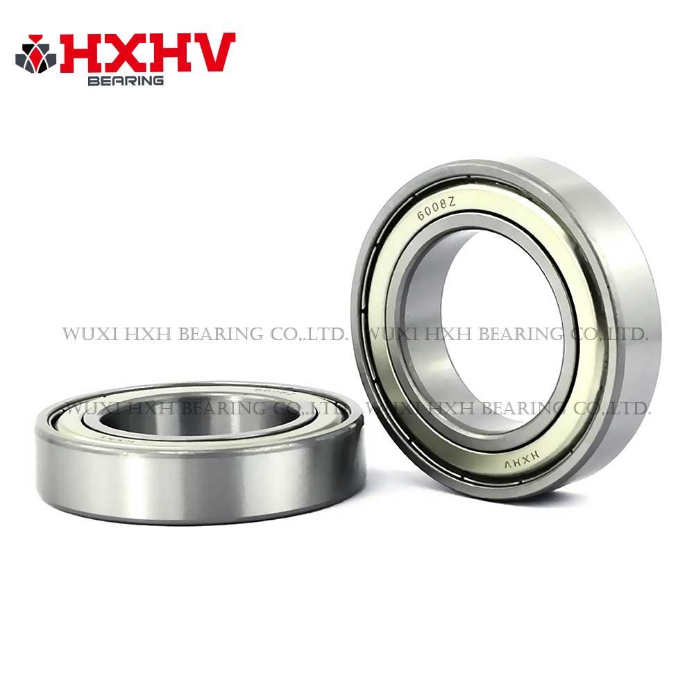 HXHV chrome steel bearing 6008zz with size 40x68x15 mm (1)