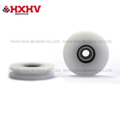 HXHV white sliding door roller wheels