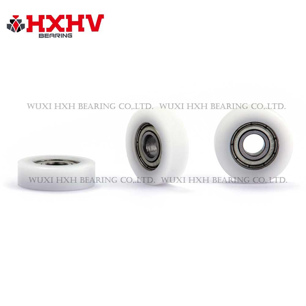 HXHV white sliding door rollers