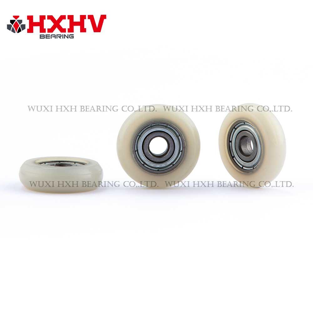 HXHV white sliding gate roller wheels