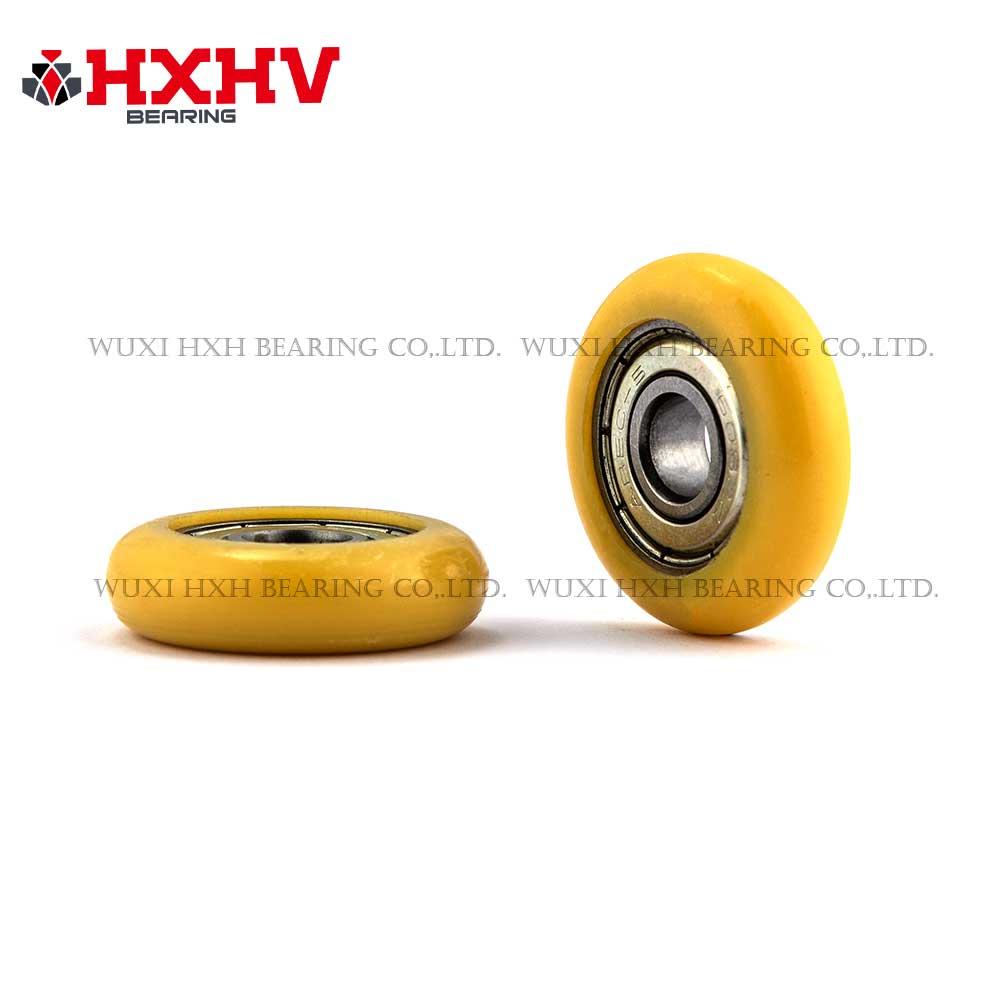 HXHV yellow sliding glass door roller wheels (2)