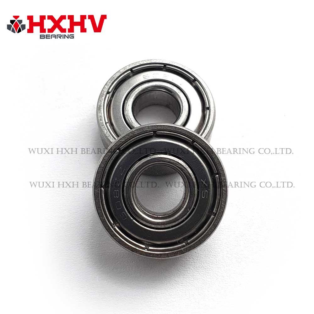 Iron Bearing 608zz - HXHV Deep Groove Ball Bearings (1)