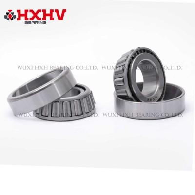 HXHV single row tapered roller bearings 30204