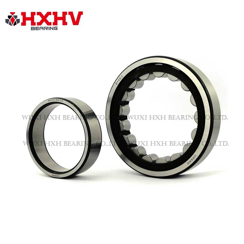 NU214ECP HXHV Single Row Cylindrical Roller Bearings (2)