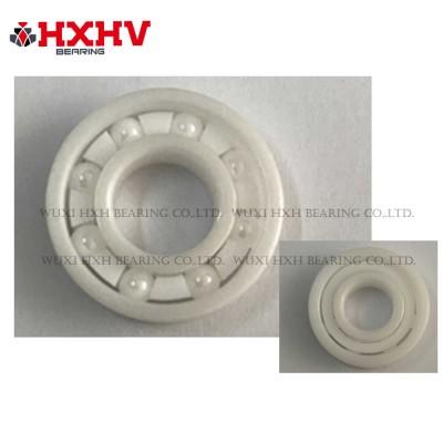 R188 with full ceramic zro2 & 8 balls & PTFE retainer – HXHV Bearing