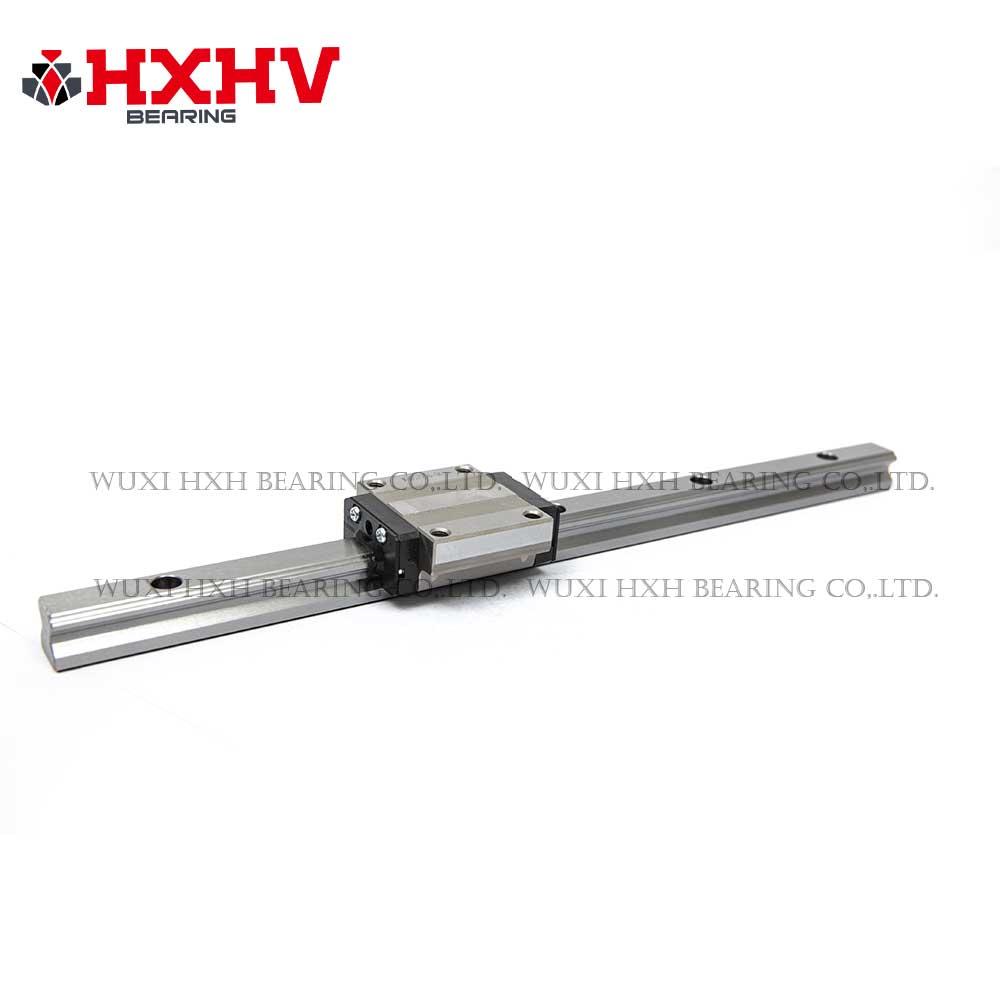 THK Linear Motion Guidways block & rail HSR15 (1)