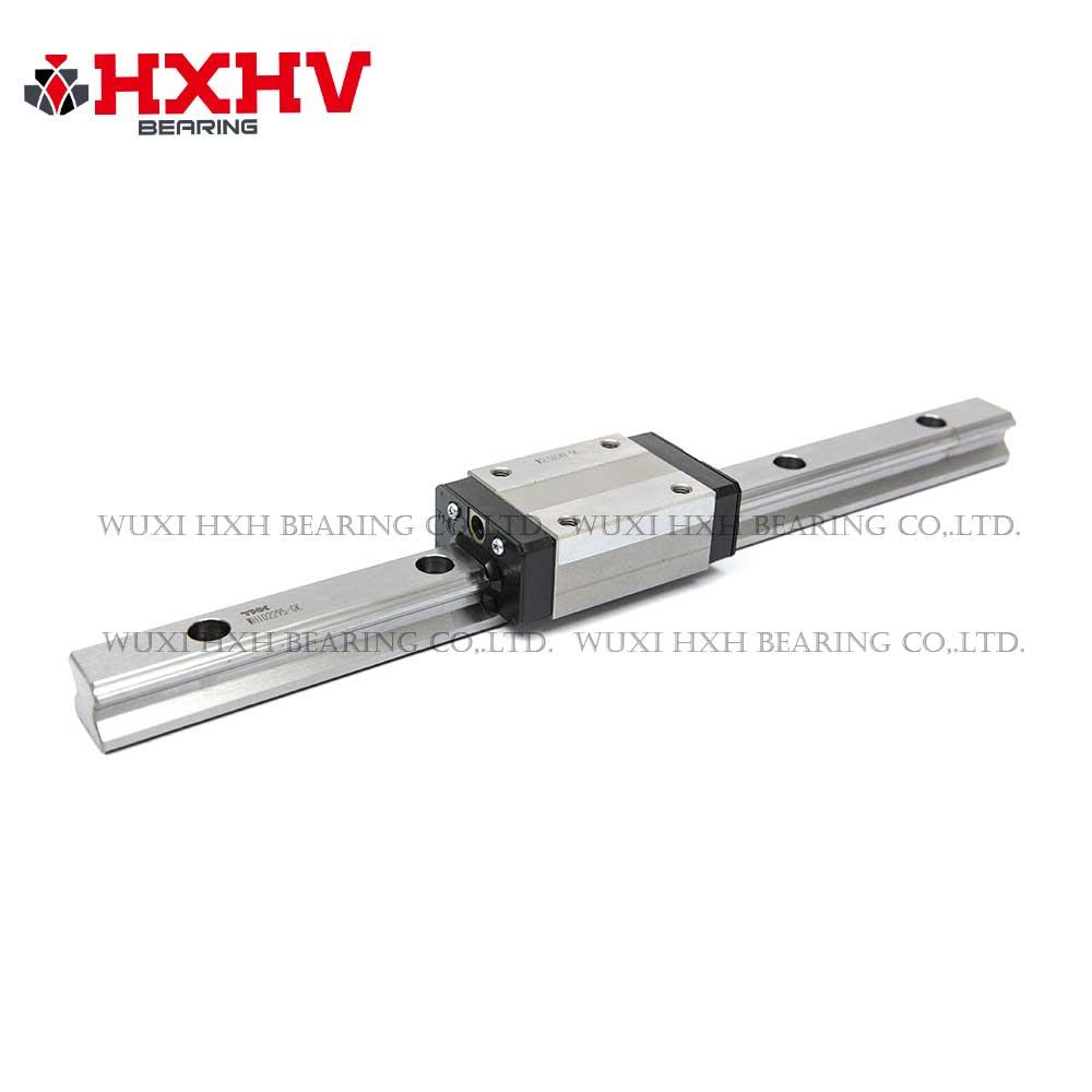 THK Linear Motion Guidways block & rail HSR20 (1)
