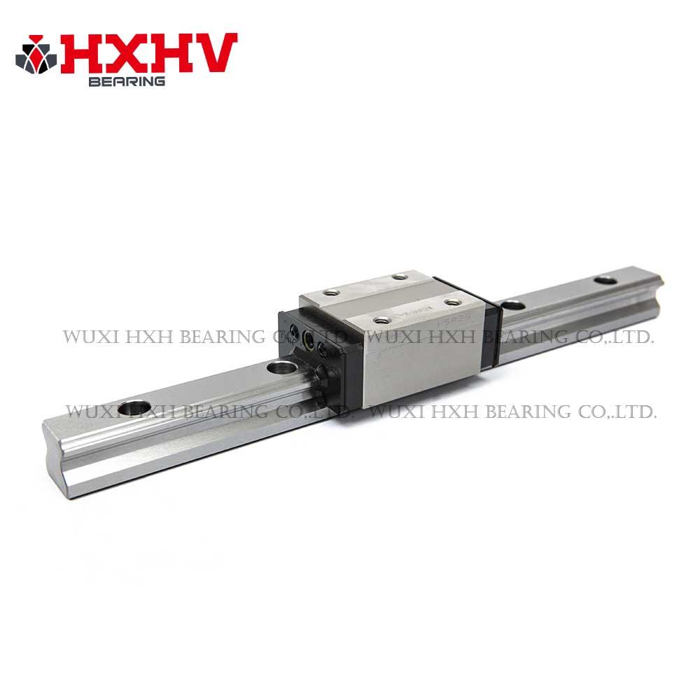 THK Linear Motion Guidways block & rail HSR25 (1)