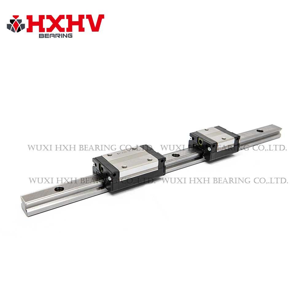 THK Linear Motion Guidways block & rail SSR15 (1)