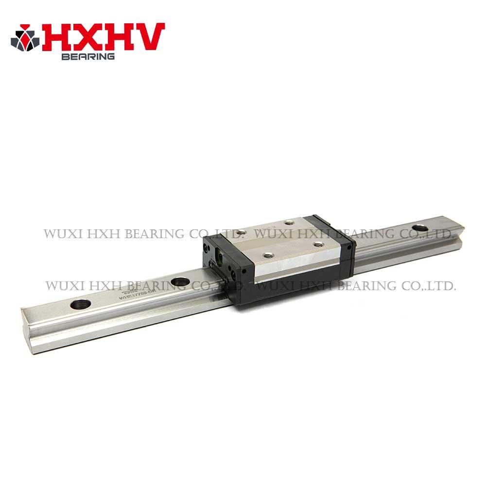 THK Linear Motion Guidways block & rail SSR25 (1)
