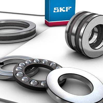 Thrusht ball bearings – SKF Brand