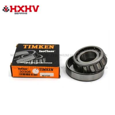 Timken tapered roller bearing 30306