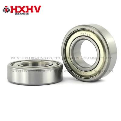 6205ZZ with size 25x52x15 mm- HXHV Deep Groove Ball Bearing