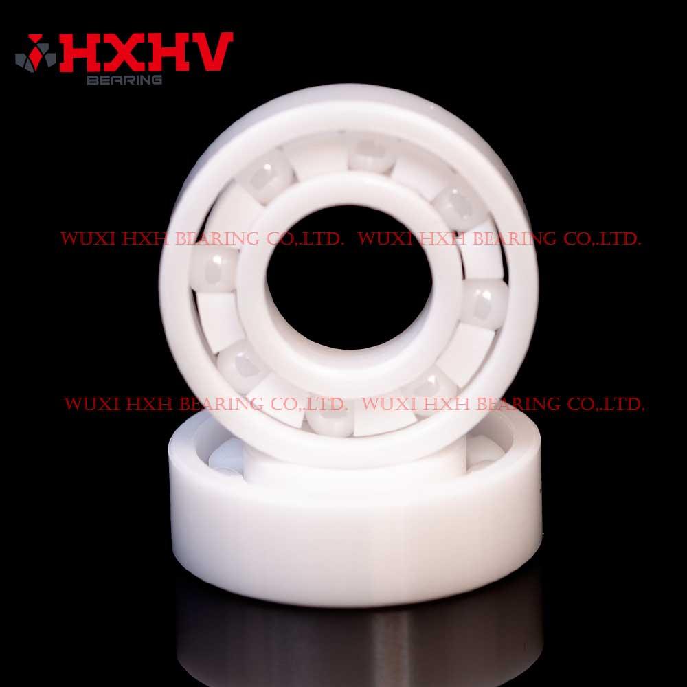HXHV full ceramic ball bearings 699 with 8 ZrO2 balls and PTFE retainer (2)
