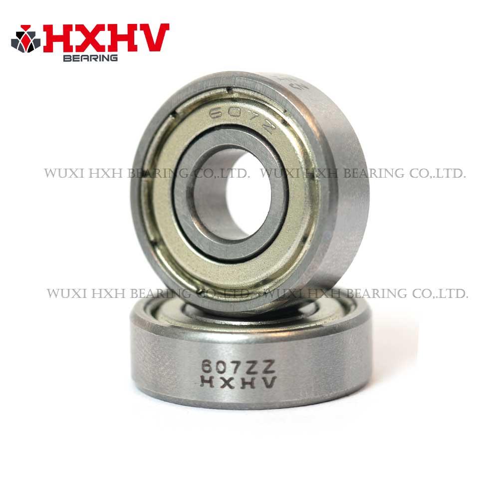 607zz 7x19x6 mm - HXHV Deep groove ball bearing