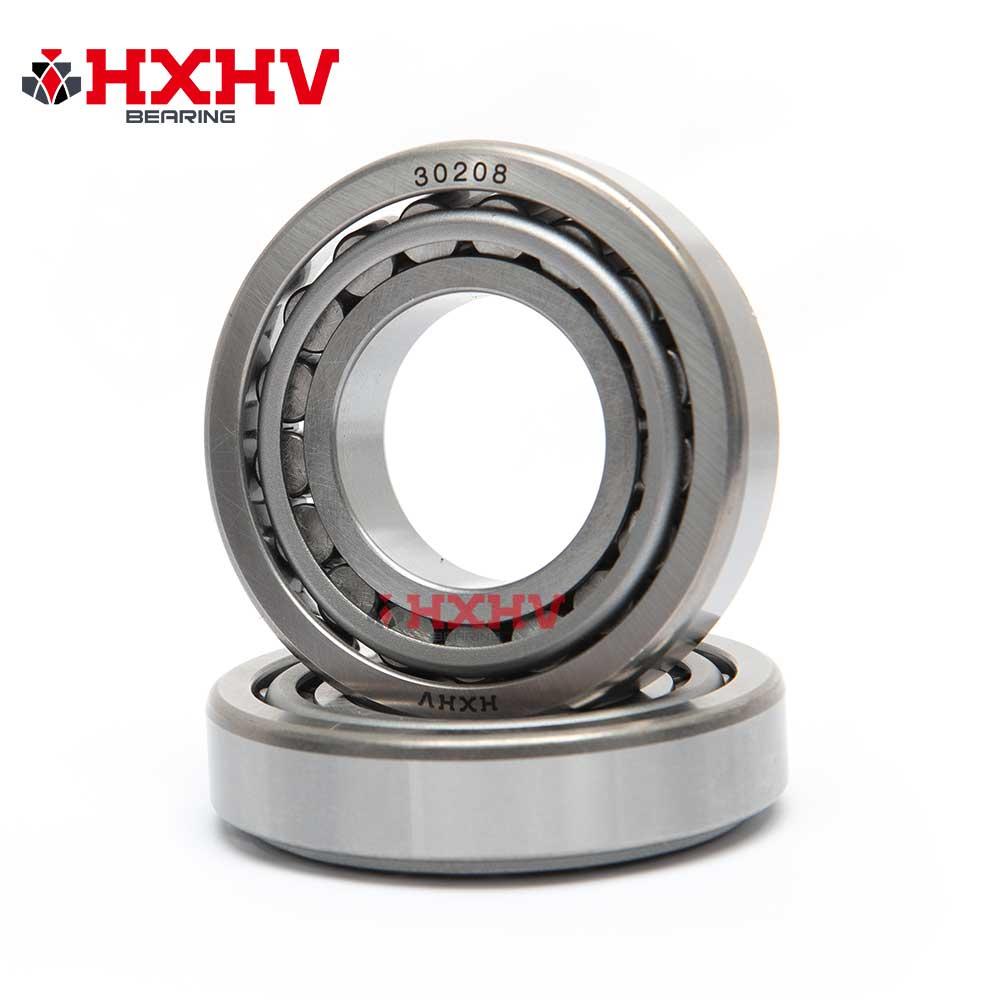 30208 HXHV Single Row Tapered Roller Bearing (1)