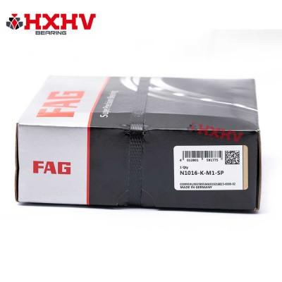 FAG N1016-K-M1-SP Single Row Cylindrical Roller Bearing