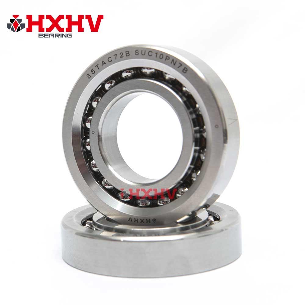 35TAC72B HXHV Angular Contact Ball Bearings with size 35x72x15 mm