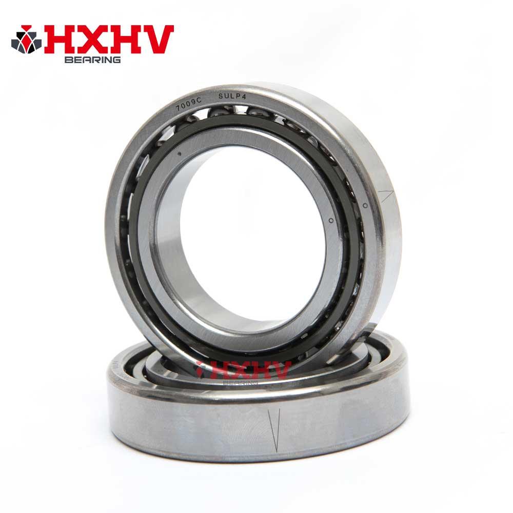 7009C HXHV Angular Contact Ball Bearings with size 45x75x16mm