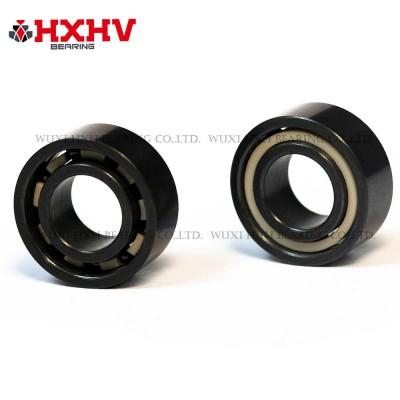 HXHV full ceramic ball bearings R188 with 9 Si3N4 balls Si3N4 rings and PEEK retainer
