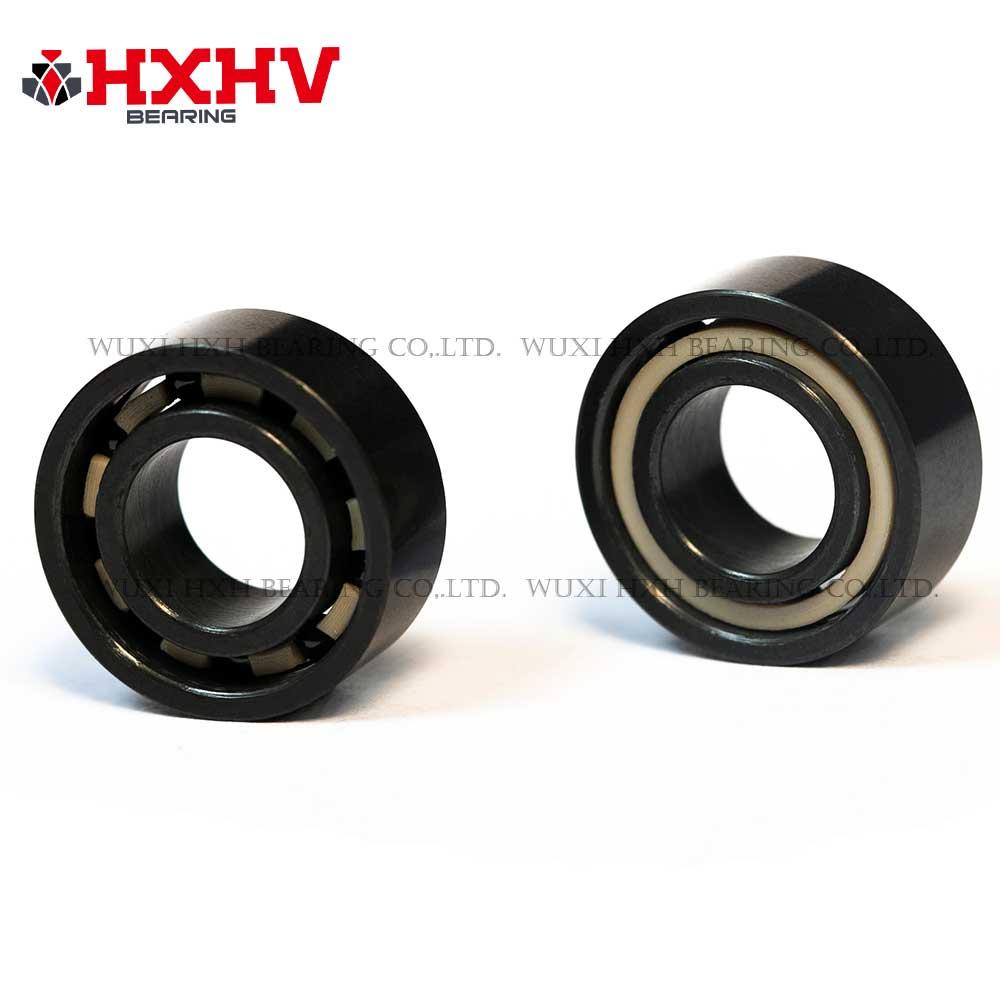 HXHV full ceramic ball bearings R188 with 9 Si3N4 balls Si3N4 rings and PEEK retainer (2)